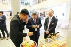 ประชาสัมพันธ์กิจกรรมและโครงการฝ่ายจดหมายเหตุและพิพิธภัณฑ์