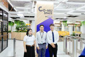 วันจันทร์ที่ 7 ธันวาคม พ.ศ. 2563 นักศึกษายุวมัคคุเทศก์มหาวิทยาลัยมหิดล (MU guide) ร่วมกิจกรรม Live